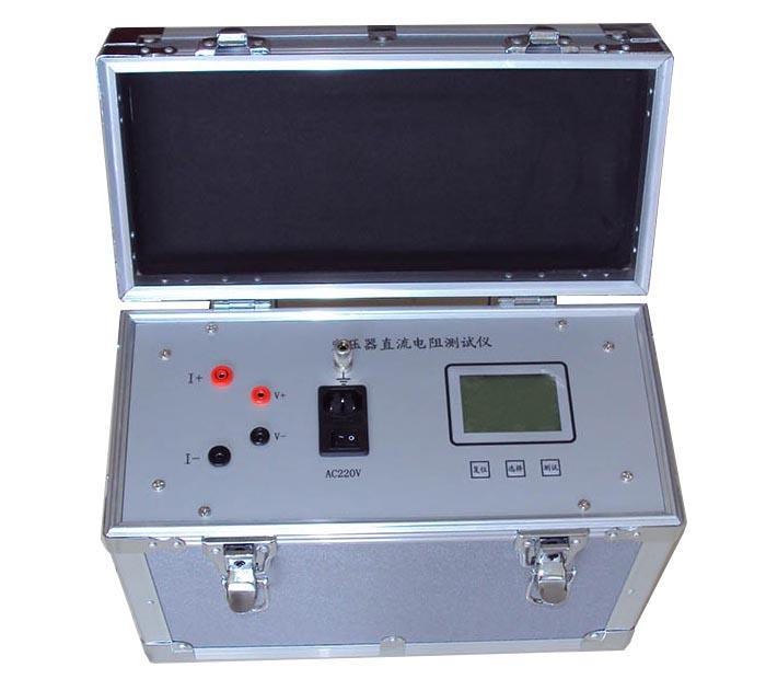变压器直流电阻测试仪 -- 蓄电池维护及监测管理系统